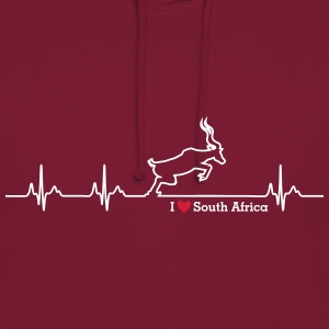 I love South Africa - Unisex Hoodie