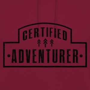 Adventurer Travel Gift - Unisex Hoodie