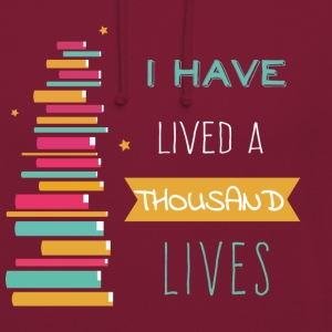 Lived a thousand Lives - Unisex Hoodie
