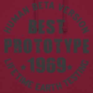 1969 - The year of birth of legendary prototypes - Unisex Hoodie