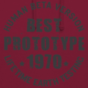 1970 - The year of birth of legendary prototypes - Unisex Hoodie