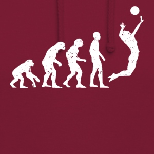 VOLLEYBOLL EVOLUTION! - Luvtröja unisex