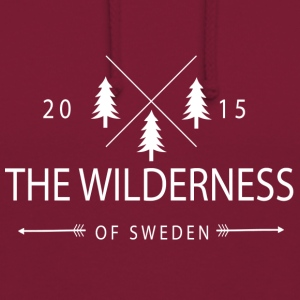 The Wilderness Of Sweden - Unisex Hoodie