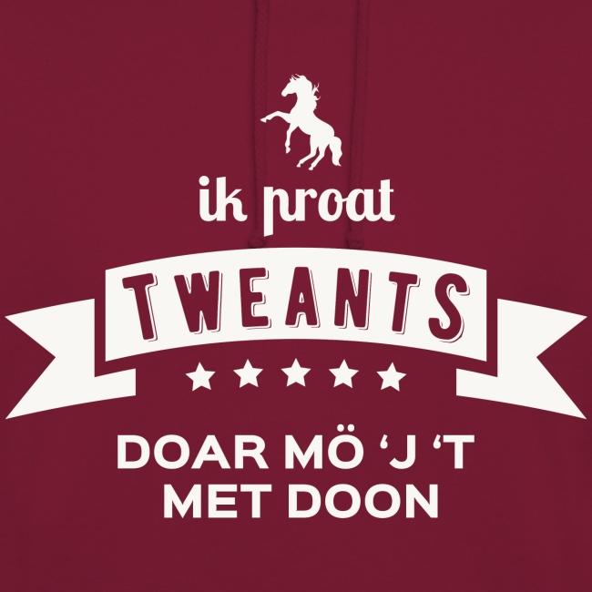 Ik proat Tweants...(lichte tekst)