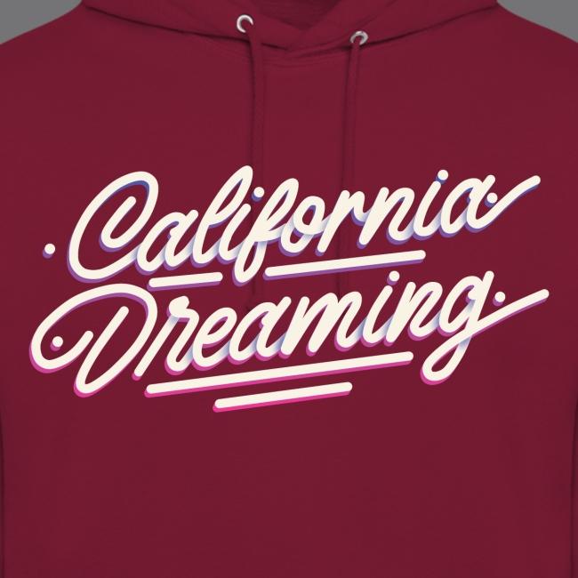 CALIFORNIA DREAMING Vintage Tee Shirt
