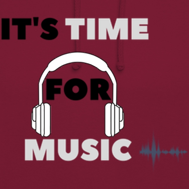 Its time for music