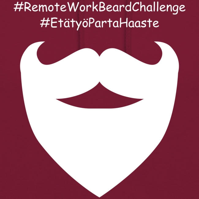 Remote Work Beard Challenge