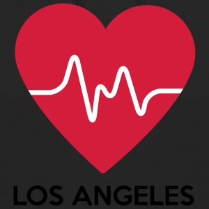 Heart Los Angeles - Hættetrøje unisex