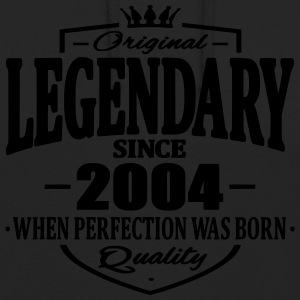 Legendary since 2004 - Sweat-shirt à capuche unisexe