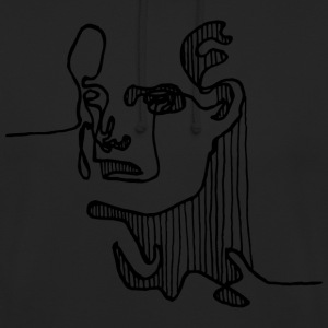 Dissapointed - Sweat-shirt à capuche unisexe