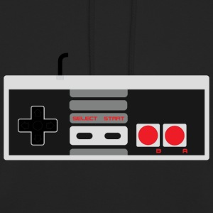 Gamepad - Sweat-shirt à capuche unisexe
