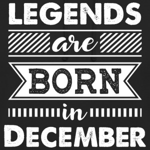 Legends are Born in December - Unisex Hoodie