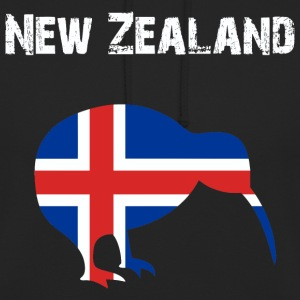 Nation-design New Zealand - Unisex Hoodie