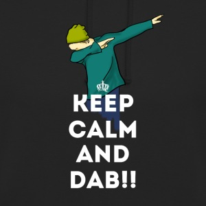 dab keep dabbing touchdown fun cool LOL football - Unisex Hoodie