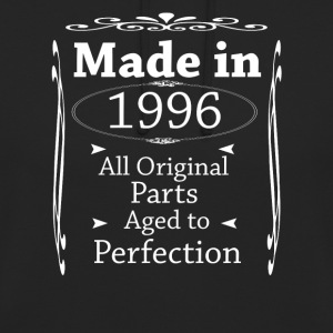 Made in 1996 - Unisex-hettegenser
