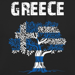 Nation-Design Greece - Unisex Hoodie
