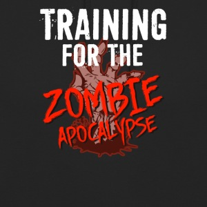 Training for the ZOMBIE APOCALYPSE T-Shirt - Unisex Hoodie