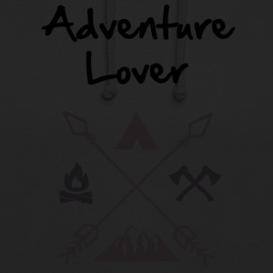 Adventure Lover - Luvtröja unisex