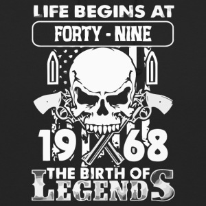 1968 the birth of Legends shirt - Unisex Hoodie