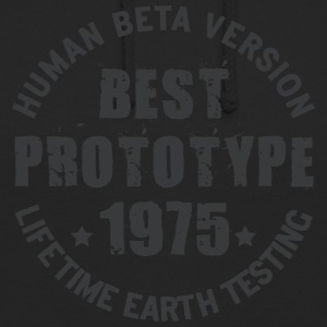 1975 - The year of birth of legendary prototypes - Unisex Hoodie