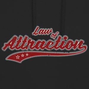Law of Attraction Vintage - Unisex Hoodie