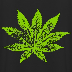 feuille de cannabis 078 - Sweat-shirt à capuche unisexe