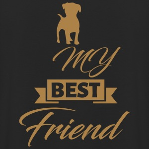 dog best friend - Sweat-shirt à capuche unisexe