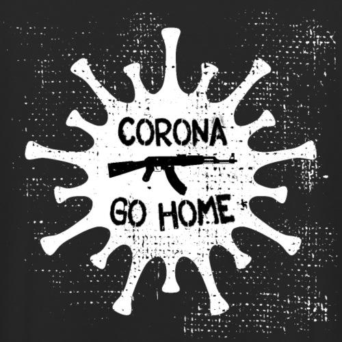 VIRUS - CORONA GO HOME - Unisex Hoodie