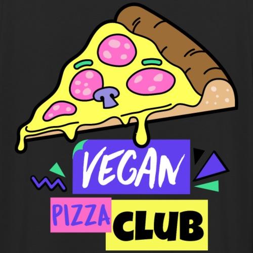 VEGAN PIZZA CLUB 90's Style + PRINTED BACK