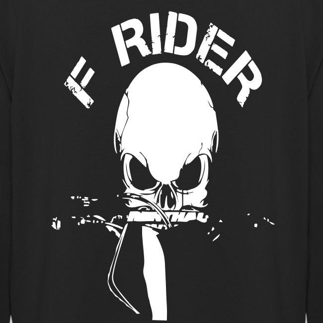 F Rider logo