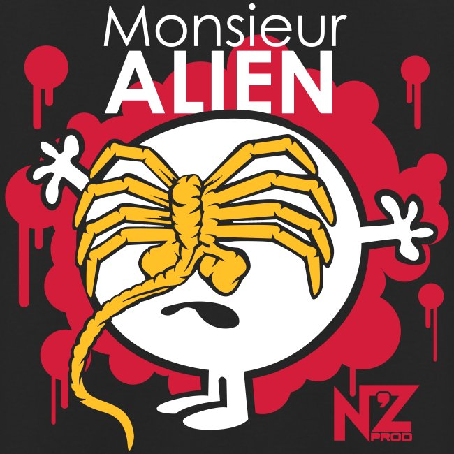 Mr Alien