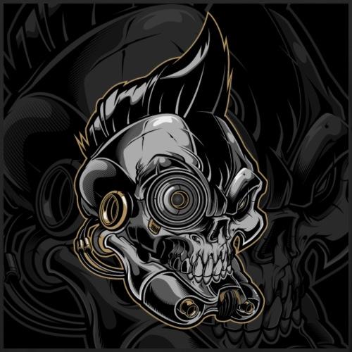 Nareku logo with background - Unisex Hoodie