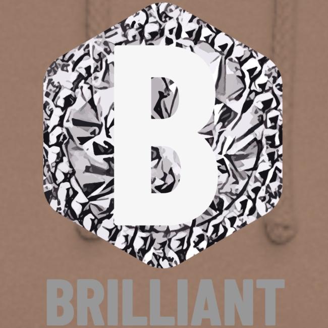 B brilliant grey