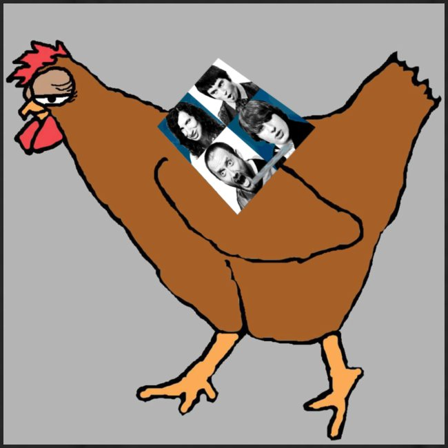 Quad Chicken Logo