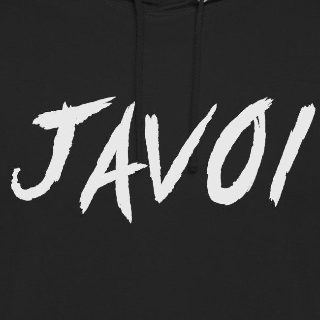 JAVOI graffiti text