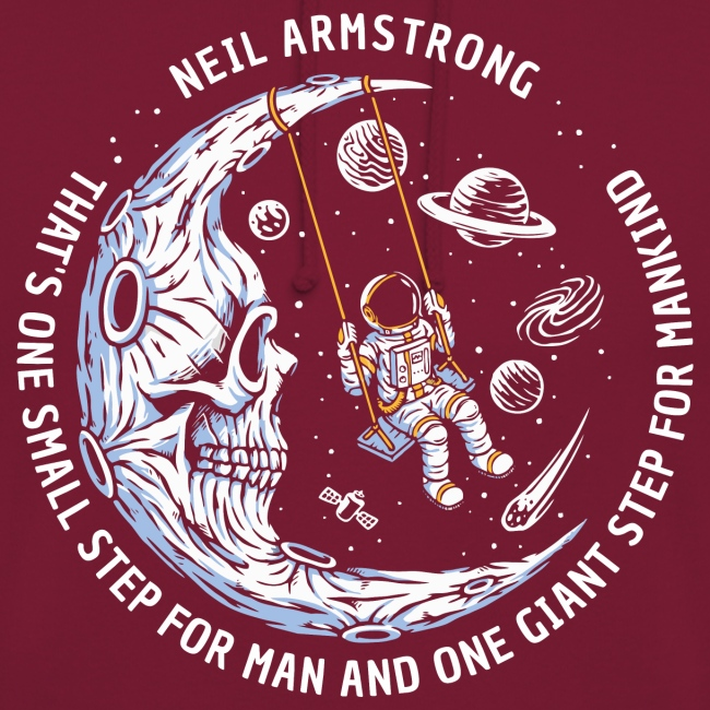 moon astronaut stars space
