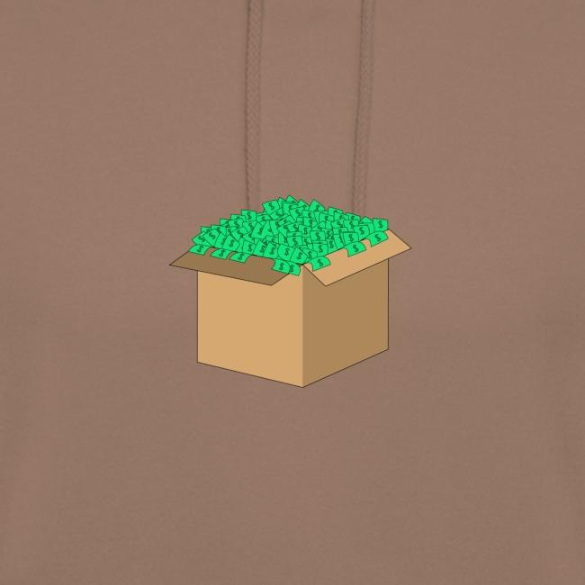 Geld Karton