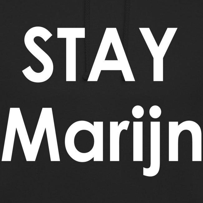 stay marijn white