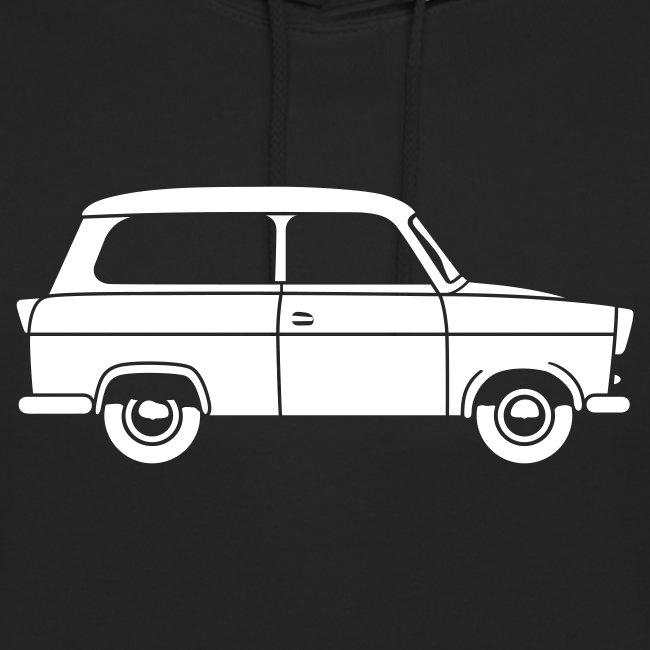 Trabant 500 Kombi 1c