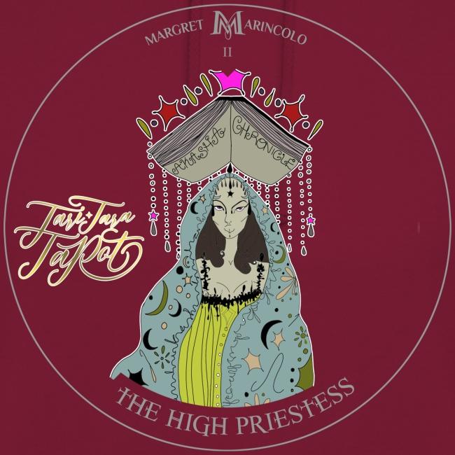 The HIGH PRIESTESS | Hohepriesterin Tarot Karte