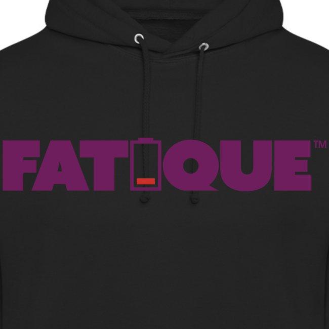Fatigue plum loco logo