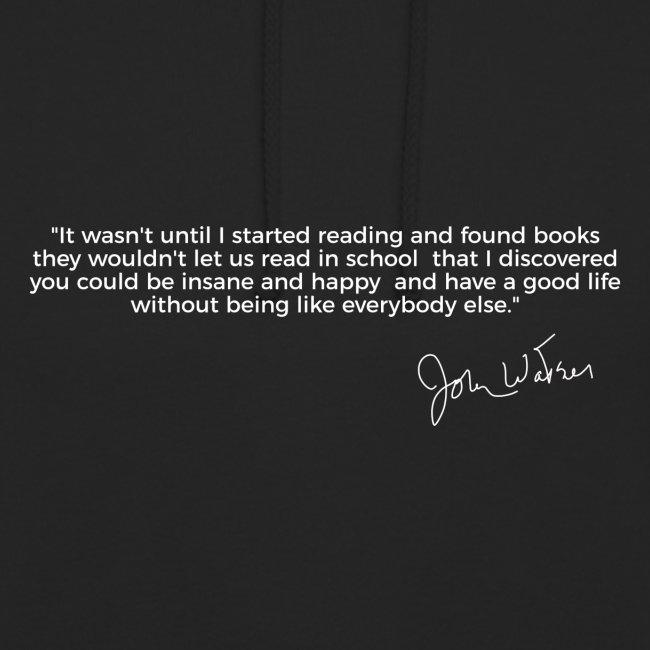 "Larry Fitzpatrick X John Waters ""Forbidden Books"""