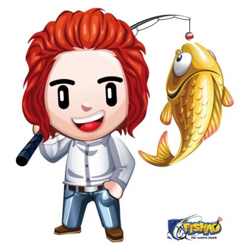 FISHAO Boy - Unisex Hoodie