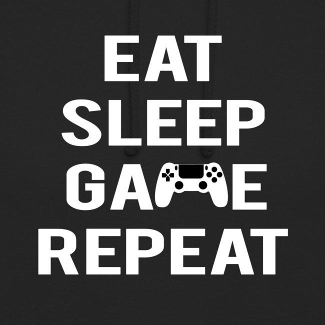 Eat, sleep, game, REPEAT