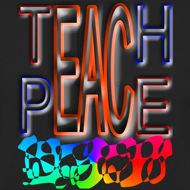 Teach peace. Pace