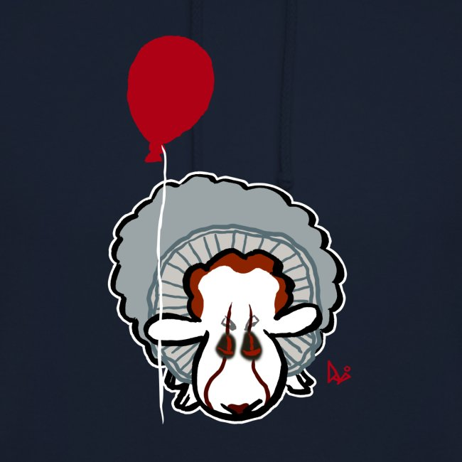 Evil Clown Sheep from IT