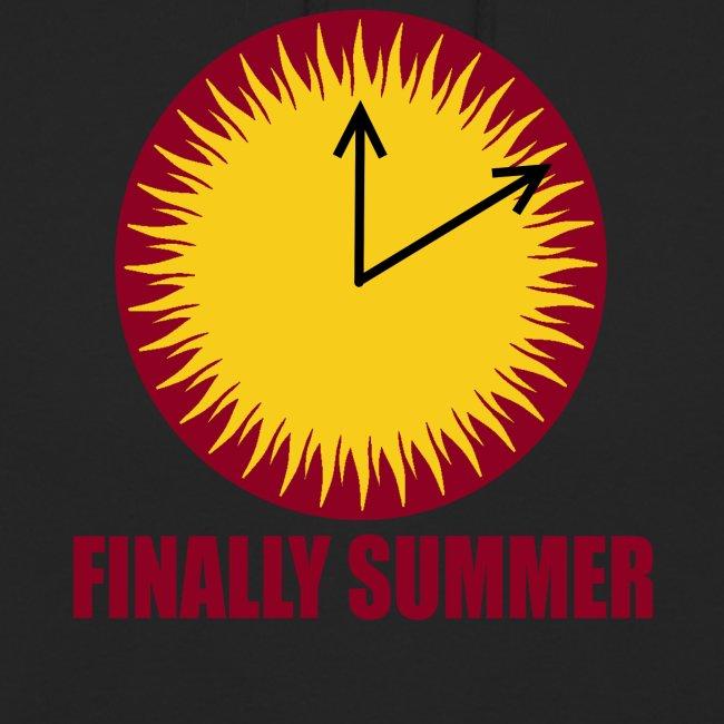 Finally Summer