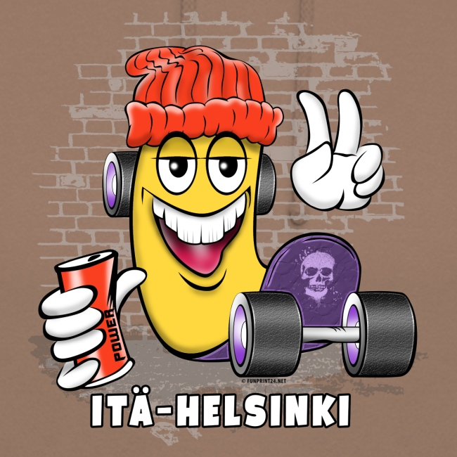 ITÄ-HELSINKI SKATE 1 - Skateboard Helsinki