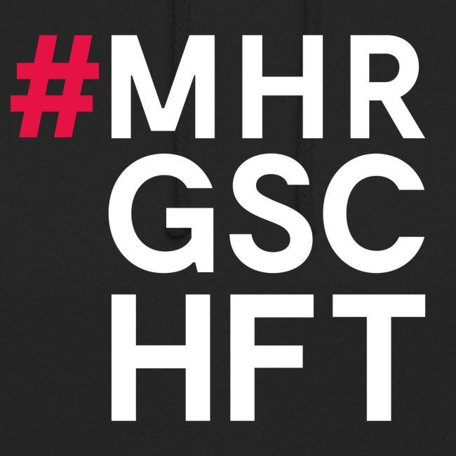 #MHR GSCHFT
