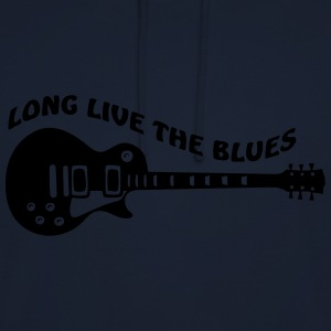 Vive Les Blues - Sweat-shirt à capuche unisexe